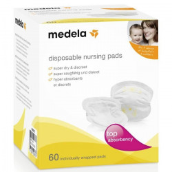 Medela Disposable Nursing Pads - 60 Pieces