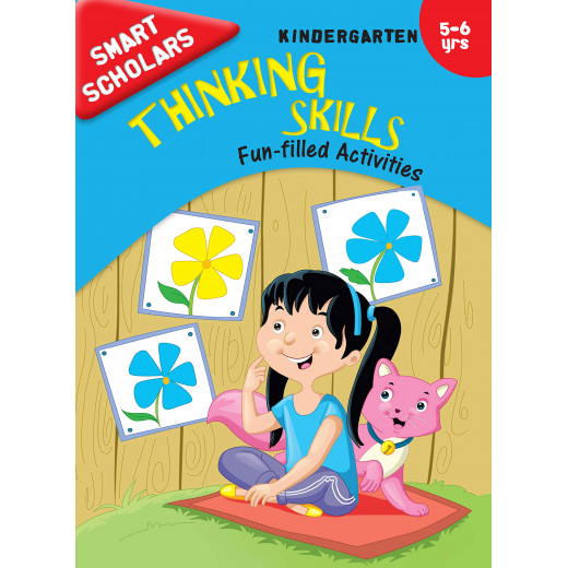 Smart Scholars Kindergarten - Thinking Skills