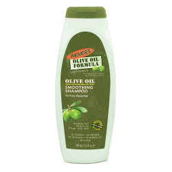 Palmer's Olive Oil Formula Smoothing Shampoo Extra Virgin Olive Oil for Shine Hair, 400 ml