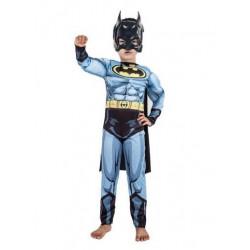 ازياء الأولاد بتصميم شخصية باتمان الحجم متوسط